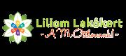Liliom Lakókert logo