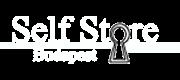 SelfStore logo fehér